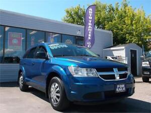 2010 DODGE JOURNEY SE * LOADED * GAS SAVER * BLUETOOTH !! $5995