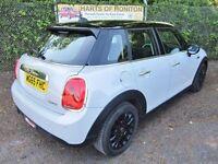 Mini Hatchback 1.5 Cooper 5dr (white silver) 2015