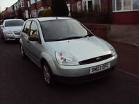 Ford Fiesta 1.3 Finesse 5dr very Good condition and drives mint