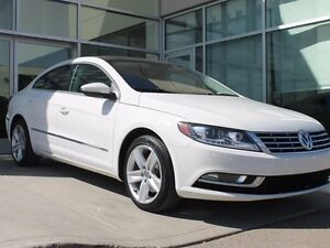 2013 Volkswagen CC SPORTLINE/HEATED SEATS/LEATHER/POWER SUNROOF