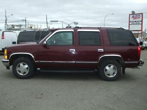 Chevrolet Tahoe 5 PASSAGERS 1998