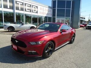 2015 Ford Mustang LOW KM *FAST & FUN! MUSTANG TURBO 310 HP!* PRE