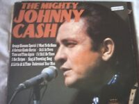 Vinyl LP Johnny Cash – The Mighty Johnny Cash