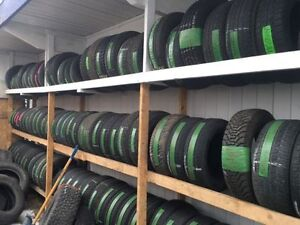 "14"" USED TIRES Lots in stock $25-$35/tire depending tread depth"