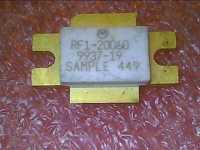 Rf Power Mosfet Rf1-20060