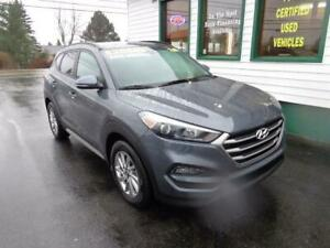 2018 Hyundai Tucson SE AWD for only $210 bi-weekly all in!