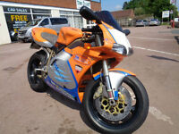 Ducati 996 motorcycle very low miles new clutch and belts