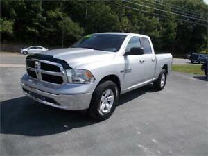2016 Ram 1500 SLT 4WD QUAD CAB REDUCED $24998 PRICED TO SELL