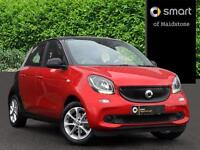 smart forfour PASSION (red) 2015-03-31