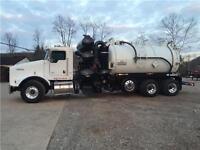 CUSCO Turbovac 3627 DOT 407/412 Code Vacuum Truck