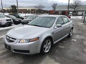 2006 Acura TL accident free mint