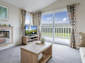Breathtaking Luxury Lodge @ Southerness With Beautiful Views of the Solway Coast