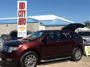 2010 Ford Edge SEL $7995 MISCITY 1831 SASK AVE