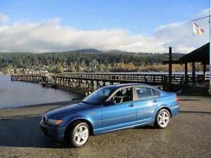 2002 BMW 3 Series 325xi AWD