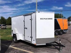 HUGE SAVINGS ON ALL ENCLOSED AND OPEN TRAILERS AT FIRST PLACE Belleville Belleville Area image 2