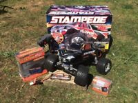 Traxxas Stampede in excellent condition