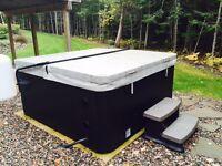 Hydropools Serenity 7000 Hot Tub