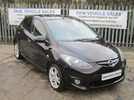STUNNING MAZDA 2 1.3 TAMURA 5DR A/C / FSH 7 STAMPS / ONE PREVIOUS OWNER / 2 KEYS