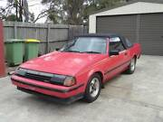 1985 Toyota Celica convertable Rochedale South Brisbane South East Preview