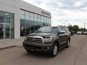 2014 Toyota Sequoia Platinum, DVD, Loaded!!!