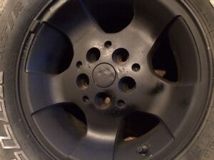 Reduced - Oversized Spare and Rim combo for your Jeep Kingston Kingston Area image 4