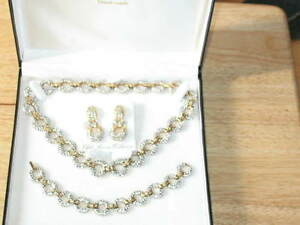 Fifth Avenue Necklace Bracelet and Earrings
