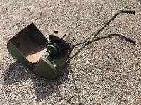 Ransom push mower