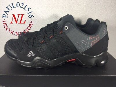 Adidas Men's AX2 Outdoor Hiking Shoes ~ Black ~ Various Sizes/ Condition ! !
