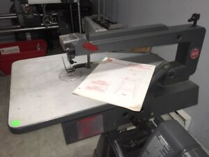SHOPSMITH MARK MOUNTED SCROLL SAW