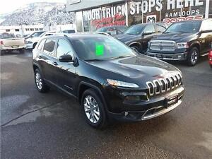 BRAND NEW 2016 Jeep Cherokee Limited PRICE REDUCTION!!