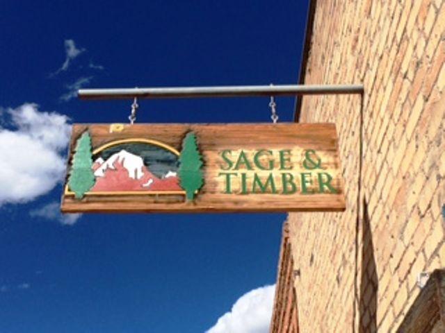 Sage and Timber