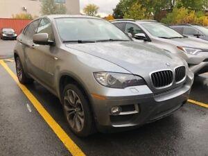 2013 BMW X6 M xDrive35i M-PACK/SPORT AWD, CUIR, NAV, TOIT