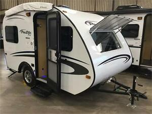 Prolite Mini light weight travel trailer with toilet