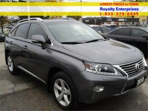 2013 Lexus RX 350 LEATHER SUN ROOF