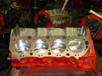 Chevy Chevrolet Bbc Stroker 496 454 509 Rebuilt Engine 2 Bolt Boat Corvette 427