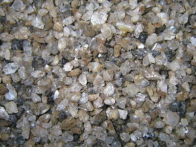 1 lb Lot of Rough Herkimer Diamonds, 1/8
