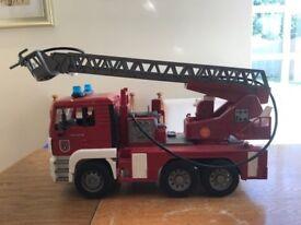 Bruder Toy Fire Truck