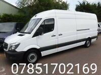 Cheapest Short-Notice Man and Van Hire from £15ph Rubbish Clearence & Single Item to Full House Move