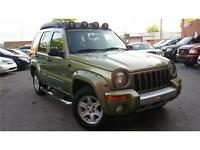 ***2003 JEEP LIBERTY RENEGADE***AUTO./4X4/STARTER/FULL