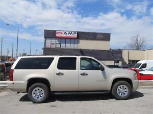2010 Chevrolet Suburban 4X4 EXTENDED  / REAR LEATHER SEATS PKG