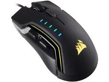 Corsair Gaming GLAIVE RGB Gaming Mouse, Backlit RGB LED, 16000 dpi, Optical, Alu
