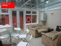 LARGE 5 DOUBLE BEDROOM 4 BATHROOM TOWNHOUSE OFFERED FURNISHED BARNSFIELD PLACE WITH CONSERVAOTORY