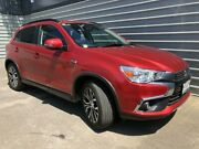 2017 Mitsubishi ASX XC MY17 LS 2WD Red 6 Speed Constant Variable Wagon Morphett Vale Morphett Vale Area Preview