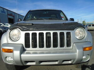 2002 Jeep Liberty LIMITED SPORT-4X4-LEATHER-SUNROOF-AMAZING