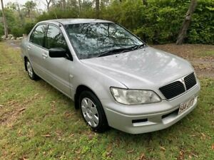 2003 Mitsubishi Lancer CG ES Sedan 4dr Auto 4sp 2.0i Silver Automatic Sedan Sheldon Brisbane South East Preview