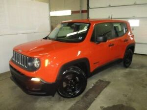 2015 Jeep Renegade Sport (REDUCED! $13977! CLEAN CARFAX! IMMACUL