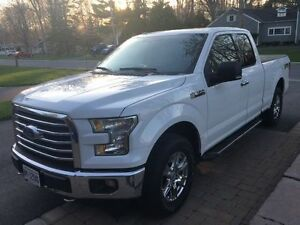 2015 Ford F-150 XTR Supercab Pickup Truck