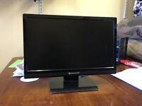 packard bell monitor 16inc diameter screen/web cam/ keyboard /mouse[£60]
