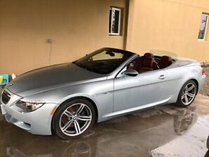 2008 BMW M6 Cabriolet only 48,500 kms!!