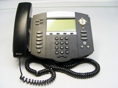 Polycom Soundpoint Ip550 Voip Conference Phone
